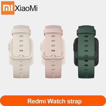 Oryginalny oryginalny Xiaomi Mi zegarek Lite pasek GPS Xiaomi inteligentny zegarek Redmi pasek oryginalny pasek Xiaomi Redmi pasek zegarka tanie i dobre opinie NONE CN (pochodzenie) xiaomi Wrist Strap Gotowa do działania WEJŚCIE