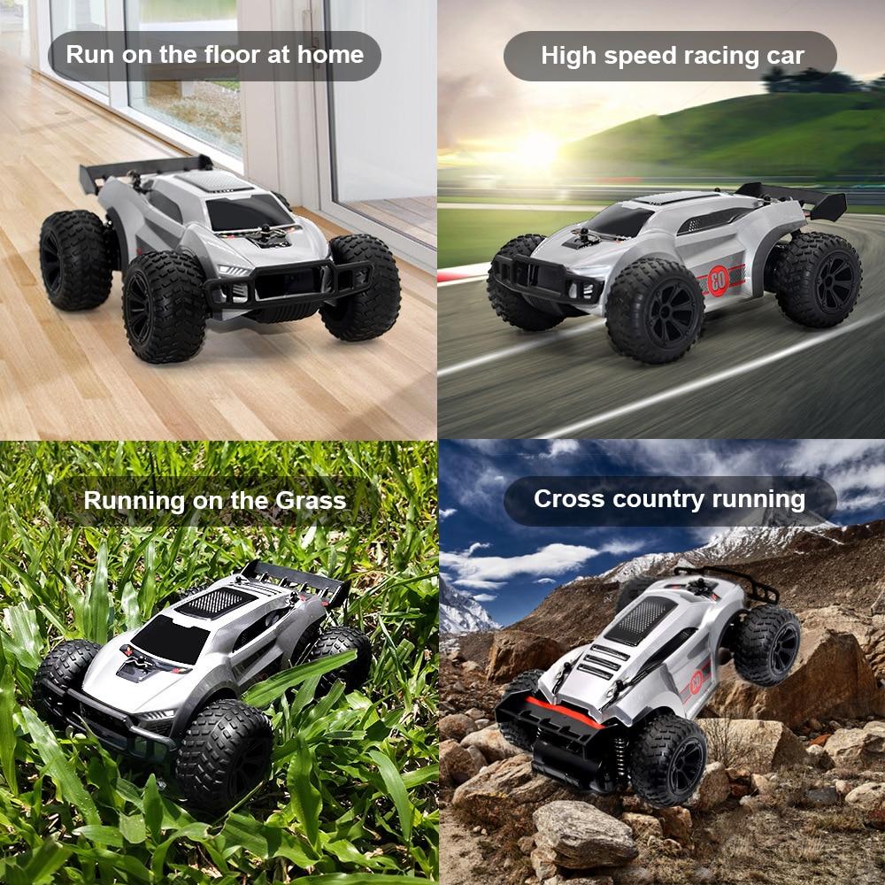 Купить с кэшбэком New Arrival 1:22 RC Car 2.4G High Speed Racing Car Remote Control Toy Model Truck