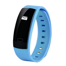 QS80 0.42 Inch Heart Rate Monitor Tracker Vibration Reminer IP67 Waterproof Smart Band Intelligent Bracelet qs80 smart bracelet orange