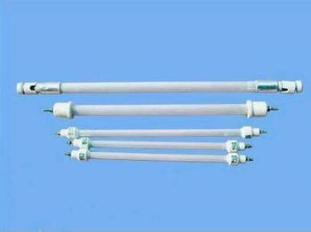 200W Single Tube Halogen Lamp With 900mm For Fruit Dryer