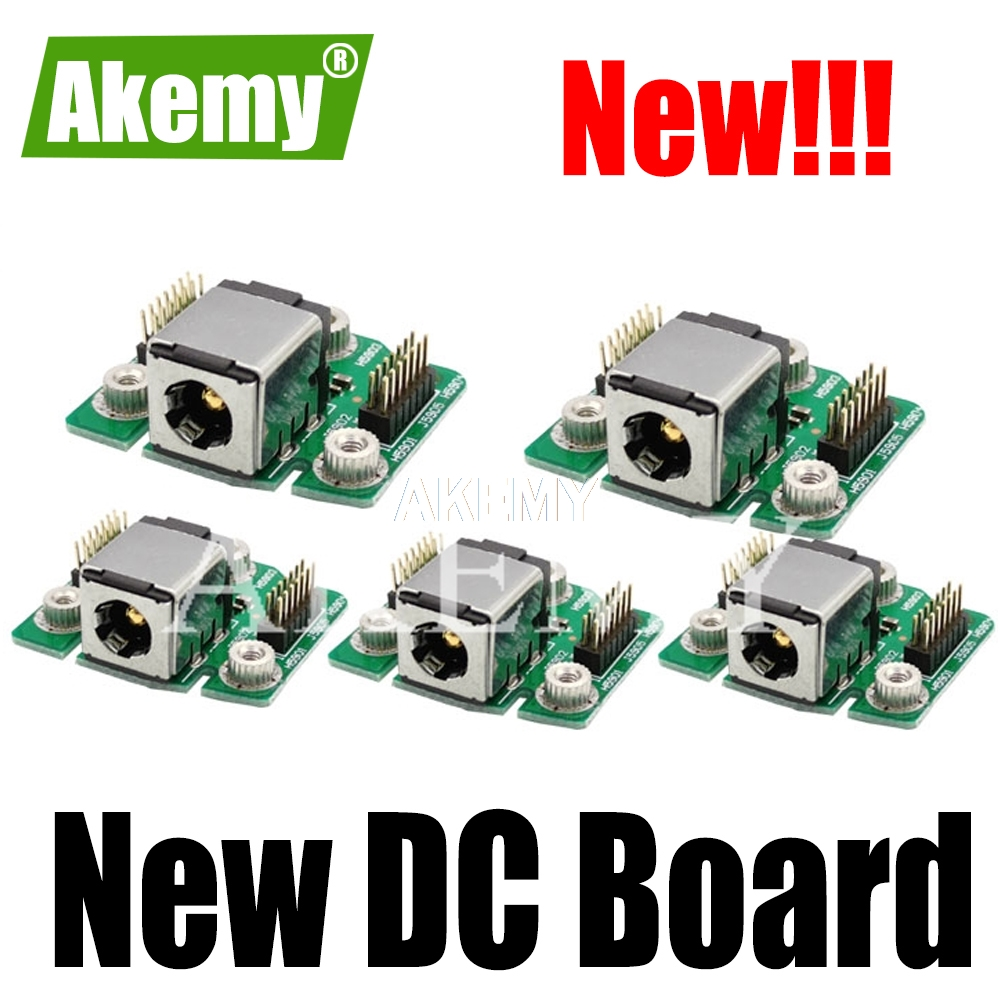 1-5pcs New!!! DCIN BOARD For <font><b>Asus</b></font> <font><b>ROG</b></font> G750J G750JS G750JW G750JM <font><b>G750JX</b></font> G750JY DC Power Jack Board Socket free shipping image