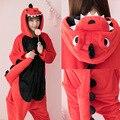 Flanela dinossauro onesies para adultos spyro o dragão mulher dinossauro pijamas total todo pijamas animais onepiece