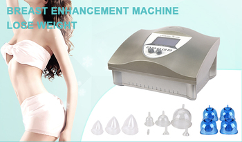 Best result cellulite massager vacuum massage therapy breast enlarge machine roller accessories starvac