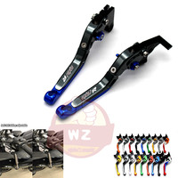 Motorcycle CNC Billet Aluminum Extendable Brake Clutch Levers For For Hyosung GT250R 2006 2010 GT650R 2006 2009 GT250 R/GT650 R