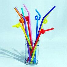 Drinking-Straw Non-Toxic-Wedding-Accessories Restaurant Party Disposable -50 50pcs Birthday-Celebration