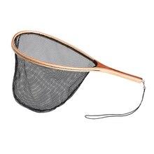 Net Landing-Net Fishing-Network-Accessorie Fish-Crab-Trap Retractable Foldable Pole