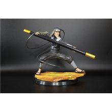 NARUTO Sarutobi Hiruzen PVC Action Figure Anime Collectible Speelgoed Naruto Shippuden Hiruzen Model Figurals Diorama Beeldje