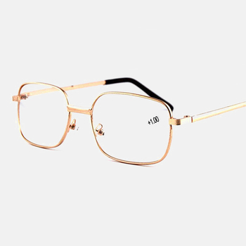 Fashion New Metal Reading Glasses Resin Reading Glasses Men And Women Lentes De Lectura Reading Mirror reading glasses reading