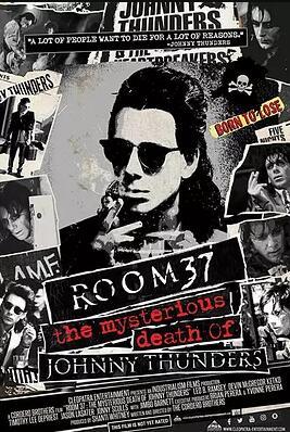 37号房间-约翰尼·雷德斯神秘之死