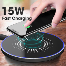 15W Qi Fast Wireless Charger for iPhone 11 11Pro Q