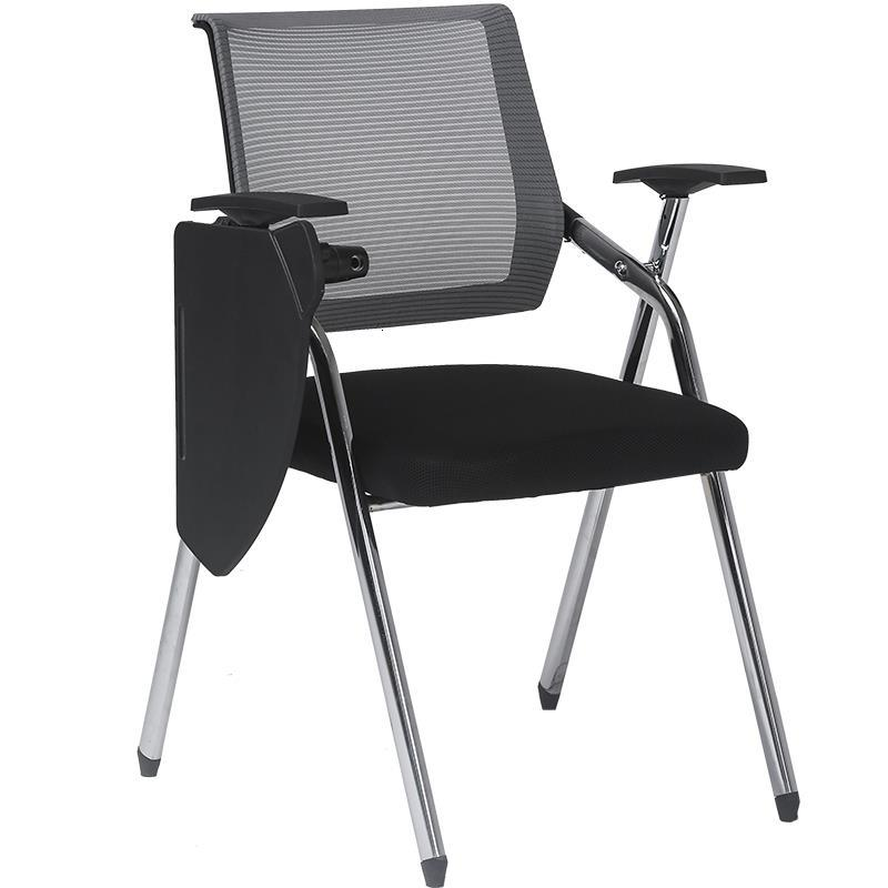 Institution Cadeira Com Escrita Pegable Plegable Metal Para Silla De Oficina Sedie Moderne Pieghevoli Folding Chair With Board