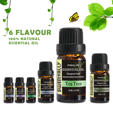 6pcs/set Pure Natural Aromatherapy Essential Oils Kit