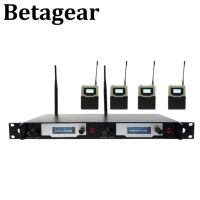 Betagear On-stage monitor L9400 in  ear monitor  wireless system UHF IEM Stage monitoring stereo Professional Stage Monitoring