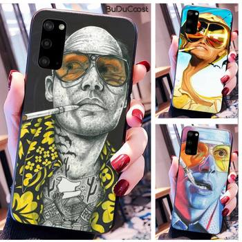 Fear and Loathing in Las Vegas Phone Case for Samsung Galaxy S10 Plus S10E S6 S7 edge S8 S9 Plus S10lite S20 Plus S20 Ultra image
