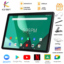 Wifi Tablet Bluetooth Play Android Google Sim-Cards Octa-Core LTE Zoom GPS Pc Dual 4G