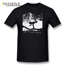 Flat Earth T Shirt Letter Print Tee Male Cotton T-Shirt Funny 100 Percent Casual Shirts Mens Short Sleeve