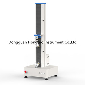 WDW-05 Material Tensile PC Controlled Hydraulic Servo Universal Testing Machine