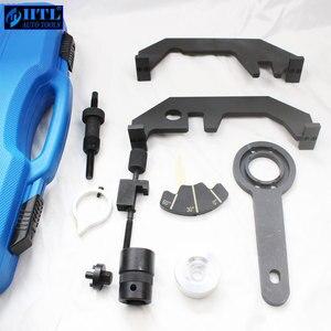 Image 2 - Outils de verrouillage darbre à cames pour moteur de voiture, 12 pièces, pour BMW 730i 745i 545i 645i 750i N62TU N62 N73