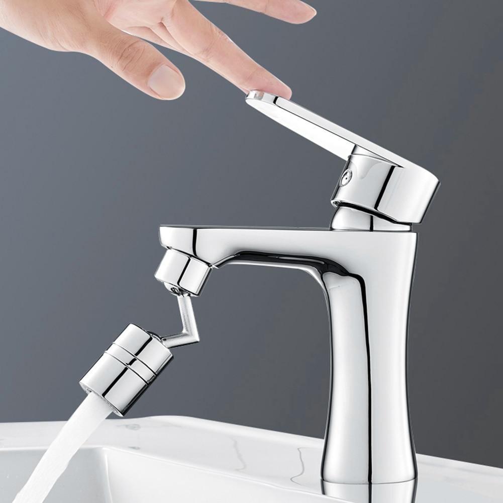 Поворотный на 720 градусов фильтр для крана наконечник водяного барботера водопроводный кран с защитой от брызг водосберегающая защита от б...