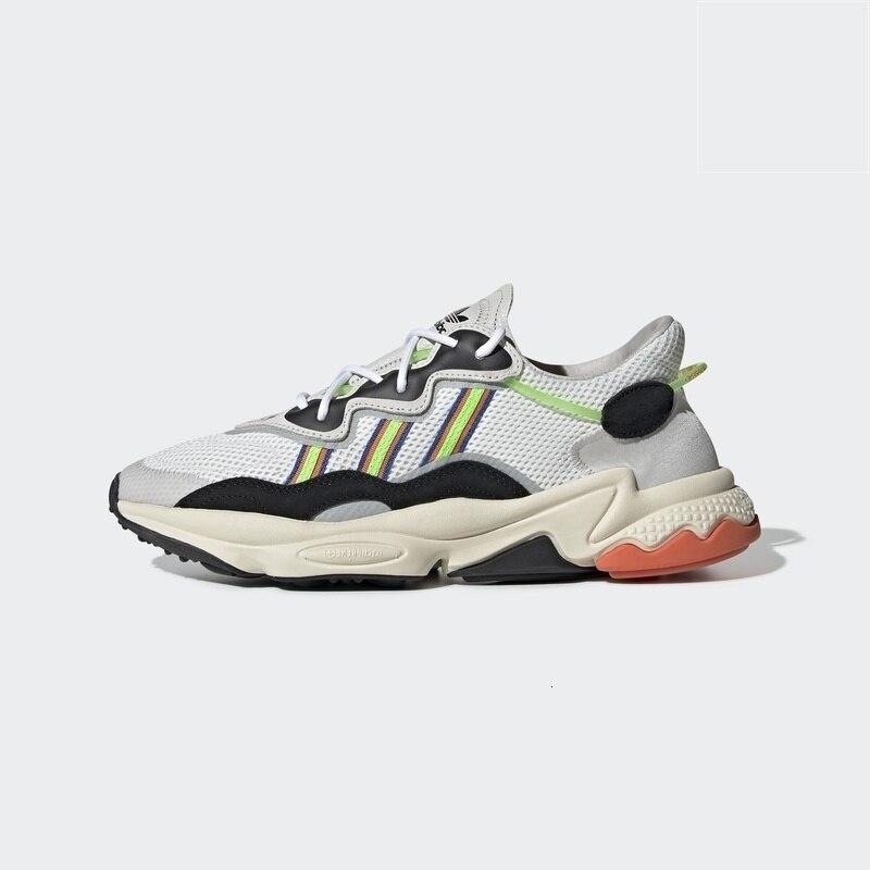 Adidas Ozweego hombres y mujeres zapatos clásicos zapatos para correr calzado deportivo cómodo original # EF9627