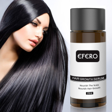 EFERO Hair Growth Serum Anti Hair Loss Beard Growth Serum Fa