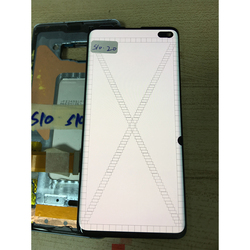 Samsung Galaxy S10 SM-G9730 G973F G973U LCD display touch screen digitizer original LCD multi-point real picture with frame