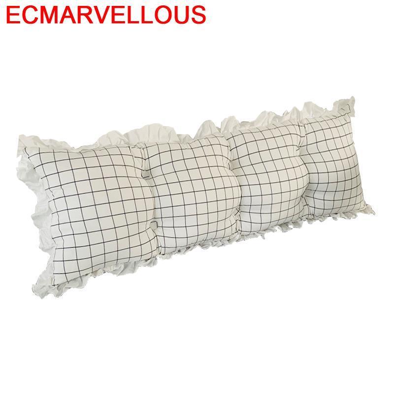 Siedzisko Taie Cojin Decoracion Decoraci N Para El Hogar Sofa Big Pillow Cojine Home Decor Coussin Decoration Headboard Cushion