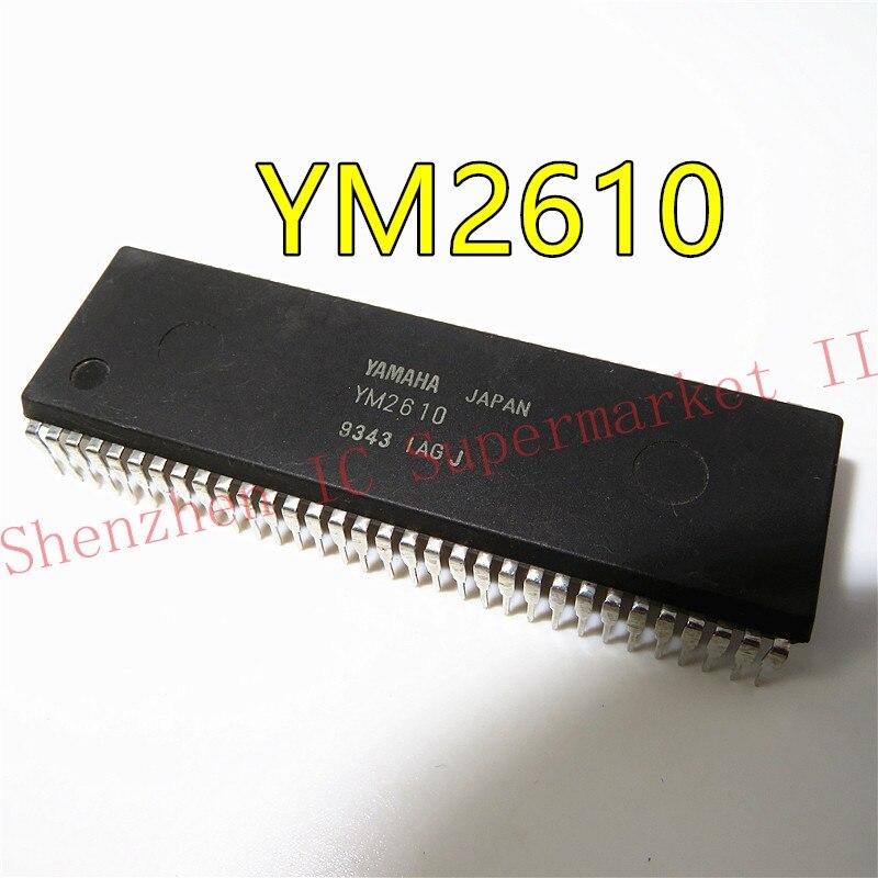 1pcs/lot  YM2610B YM2610 DIP-64