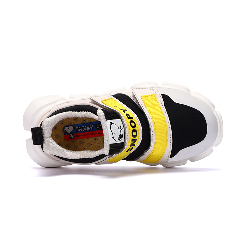 Snoopy Snoopy Spring And Autumn Children Slip-on Casual Versatile BOY'S Children Casual Sports Shoes