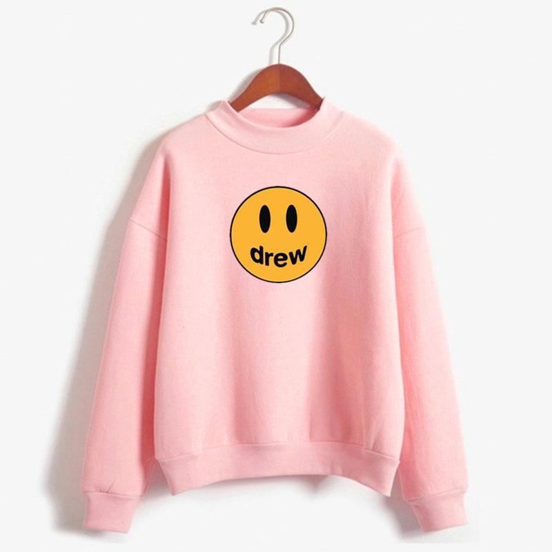 Justin House Men's Women's 1:1 Best Quality Top Sweatshirt Autumn Winter Harajuku Style House Sweatshirt