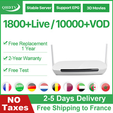 Arabic IPTV Box 700 Plus IPTV French Channels TV Box Android 4.2 WiFi HDMI Smart Android Mini PC TV Box Free shipping