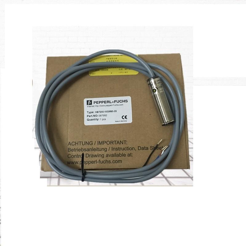 OBT200 OBT500 OBS4000 OBE10M-18GM60-E4 E5 Photoelectric Sensor