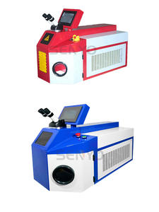 China popular YAG laser welding equipments /portable laser soldering machine for gold