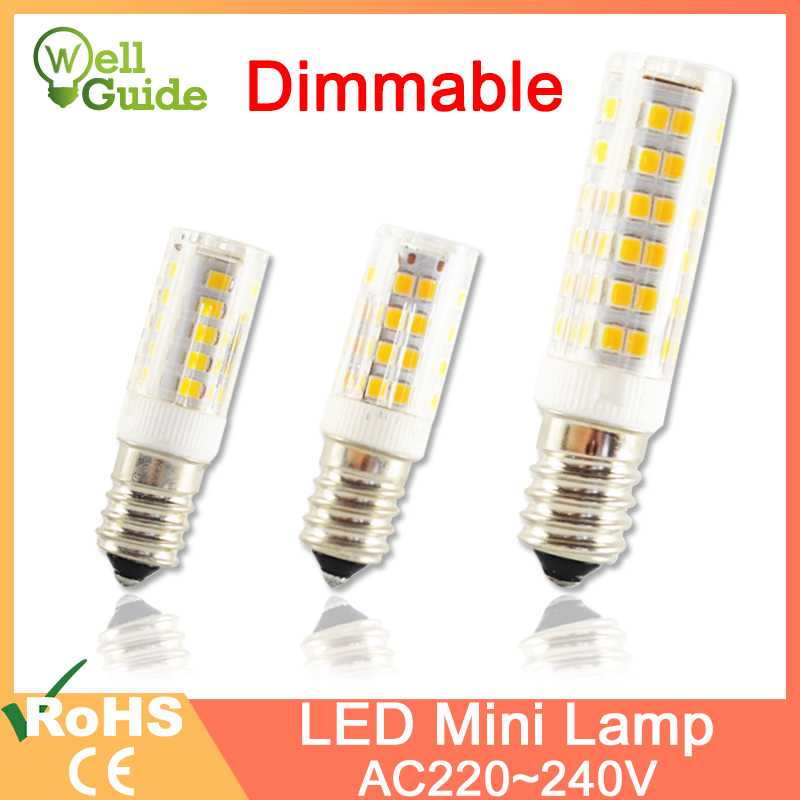GreenEye LED Bulb E14 LED Lamp 3W 12W 14W 16W SMD2835 AC 220V 240V Corn Bulb Chandelier Candle LED Light For Home Decoration