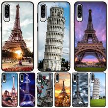 Tower of Pisa Phone Case Cover For Samsung A6 6S 6Plus 7 720 750 8 8 PLUS 9 920 2018 A8 A9STAR italian flag style graffiti leaning tower of pisa pattern case for samsung s6812 s6810 green