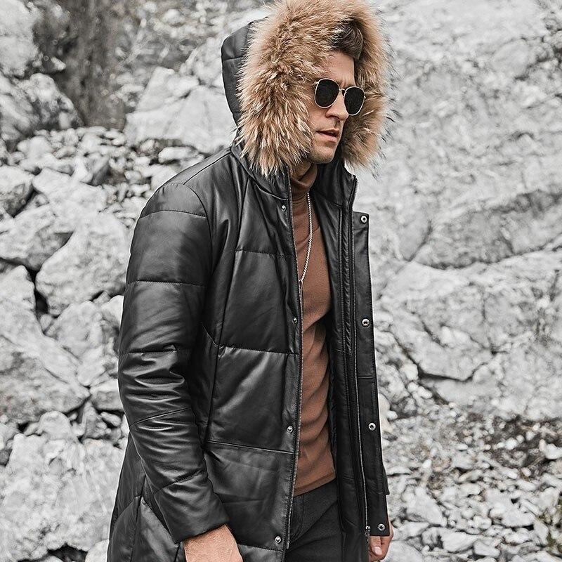 Новая мода, мужской повседневный халат, куртка, китайский стиль, соединенный хлопок, лен, длинный плащ, брендовый, высокое качество, Сплит, му... - 3