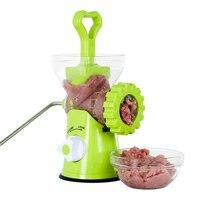 Manuelle Fleischwolf Multifunktionale Fleischwolf Wurst Maker Prozessor Mixer Hause Kochen Maschine Fleischwolf Wurst Maschine-in Manuelle Fleischwölfe aus Heim und Garten bei