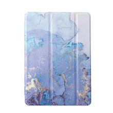 Marble Style Silicone Soft-shell Stand Back Cover For iPad Air1 2 Pro 10.5 Mini 5 Tablet Case for New 9.7 3 4