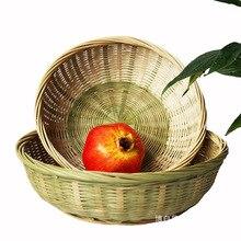 Полностью ручной работы zhu Бянь Куанг бамбуковая корзина для фруктов черная корзина для волос Goodies хлеб домашняя корзина для хранения корзина