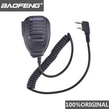 Microphone-Speaker Communication-Accessories Walkie-Talkie Midland Radio Baofeng uv-5r