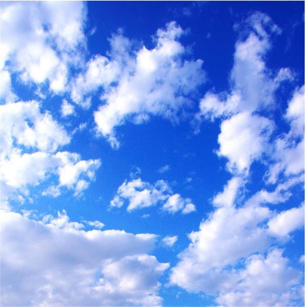 20d mural wallpaper Blue sky and white clouds ceiling custom 20d mural  wallpaper tv backdrop ceilings