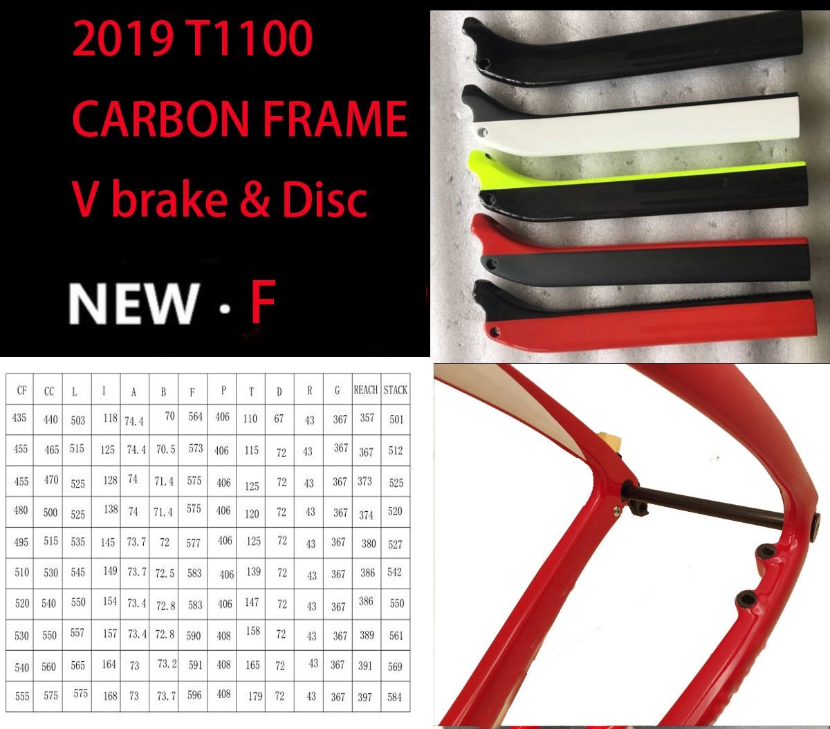Знаменитая карбоновая рама T1100 3k 1K для шоссейного велосипеда, карбоновый диск через ось, рама для шоссейного велосипеда, карбоновая велосип...