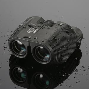 Image 1 - Professional Binoculars 10x25 BAK4 Prism High Powered Zoom Binocular Portable Hunting Telescope Pocket Scope for Sports Ttravel