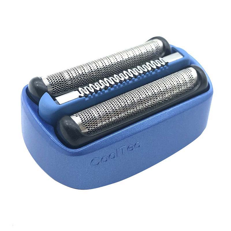 1pc 40B Shaver Foil Head Cassette For Braun CoolTec Shaving Foil Razors Blades Shaver Blades CT2s CT2cc CT3cc CT4s CT4cc