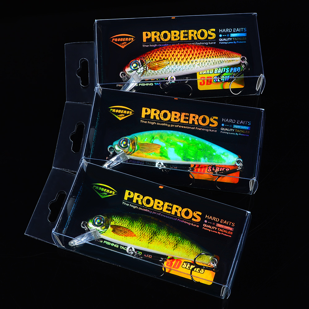 2019 1pc Proberos Fishing Lure 8cm-3.15