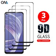 Screen Protector for Oppo A12 A31 A53 A72 A73 A73 5G A92 Tempered Glass Premium Full Coverage Protection Glass Film for Oppo A93
