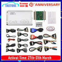 Carprog V 8,21 Online V 10,93 Auto ECU Chip Tuning Volle Universal Auto Prog Reparatur Werkzeug Carprog 8,21 Freies Keygen online Programmierer