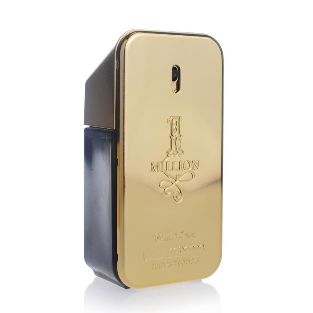 Paco 1 Million Man Perfume Eau De Toillette Fragrance Woody Spicy Scent Durable Liquid Spray Free Shipping