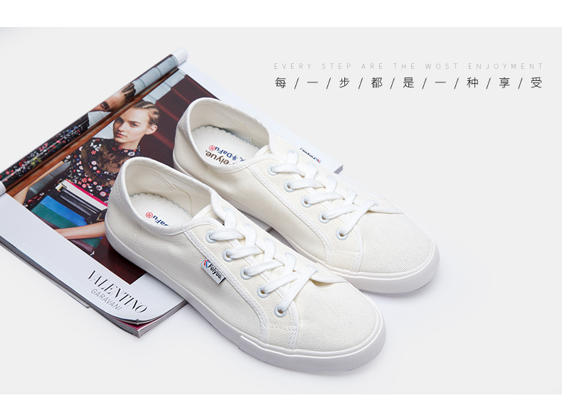 Image 5 - DafuFeiyue Summer Breathable Canvas Shoes Cotton Linen Fabric Comfortable Casual Mens Womens Sneakers Fashions 2019 New 719Womens Vulcanize Shoes   -