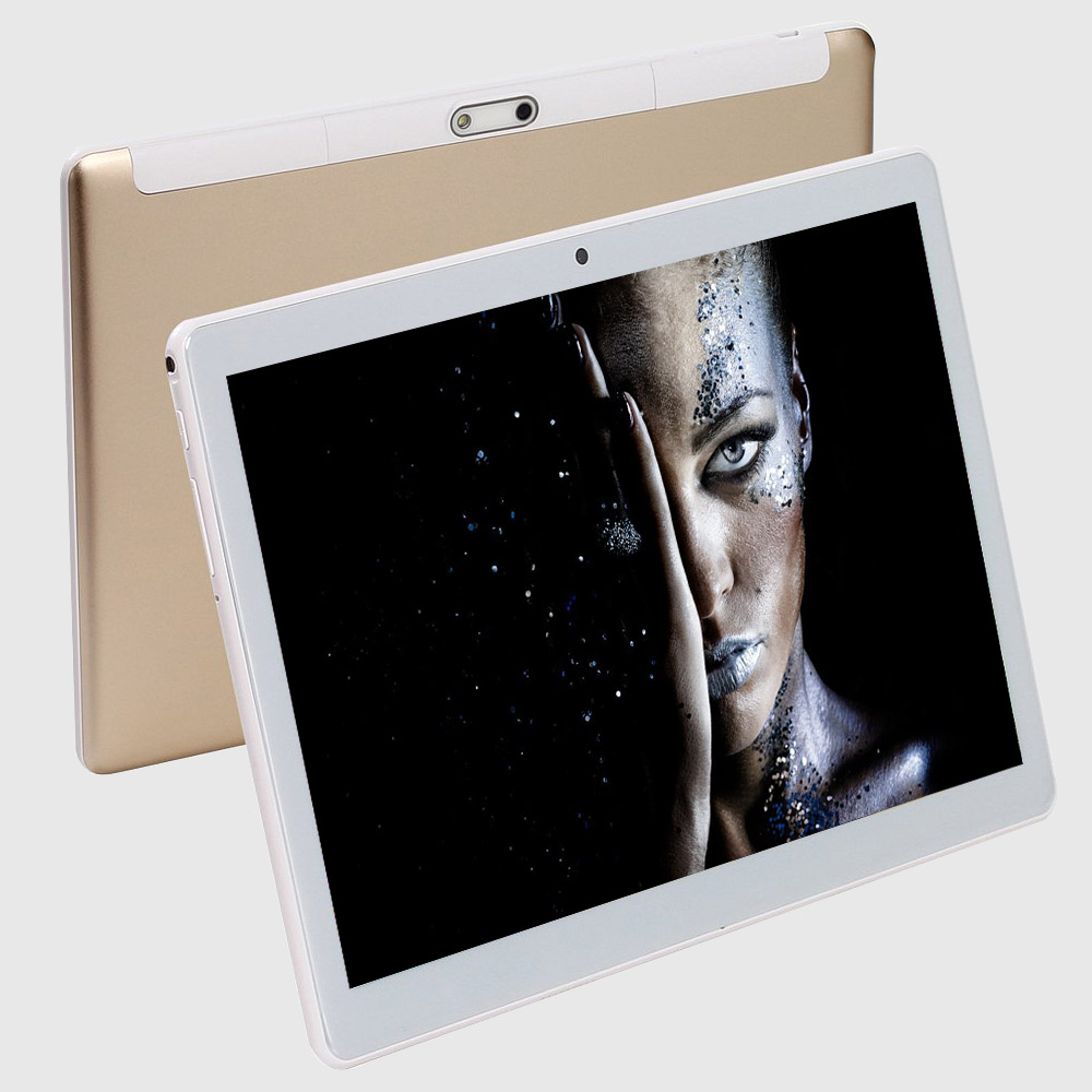 10.1 Inch Tablet  Pc Tablet  Android Touch Tablet 1280*800 IPS 6GB+128GB Dual SIM 3G Tablet 10 Core Android 8.0 Bluetooth WiFi